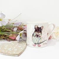 Bree Merryn Cuties In Booties -  Mimi Mouse Mug